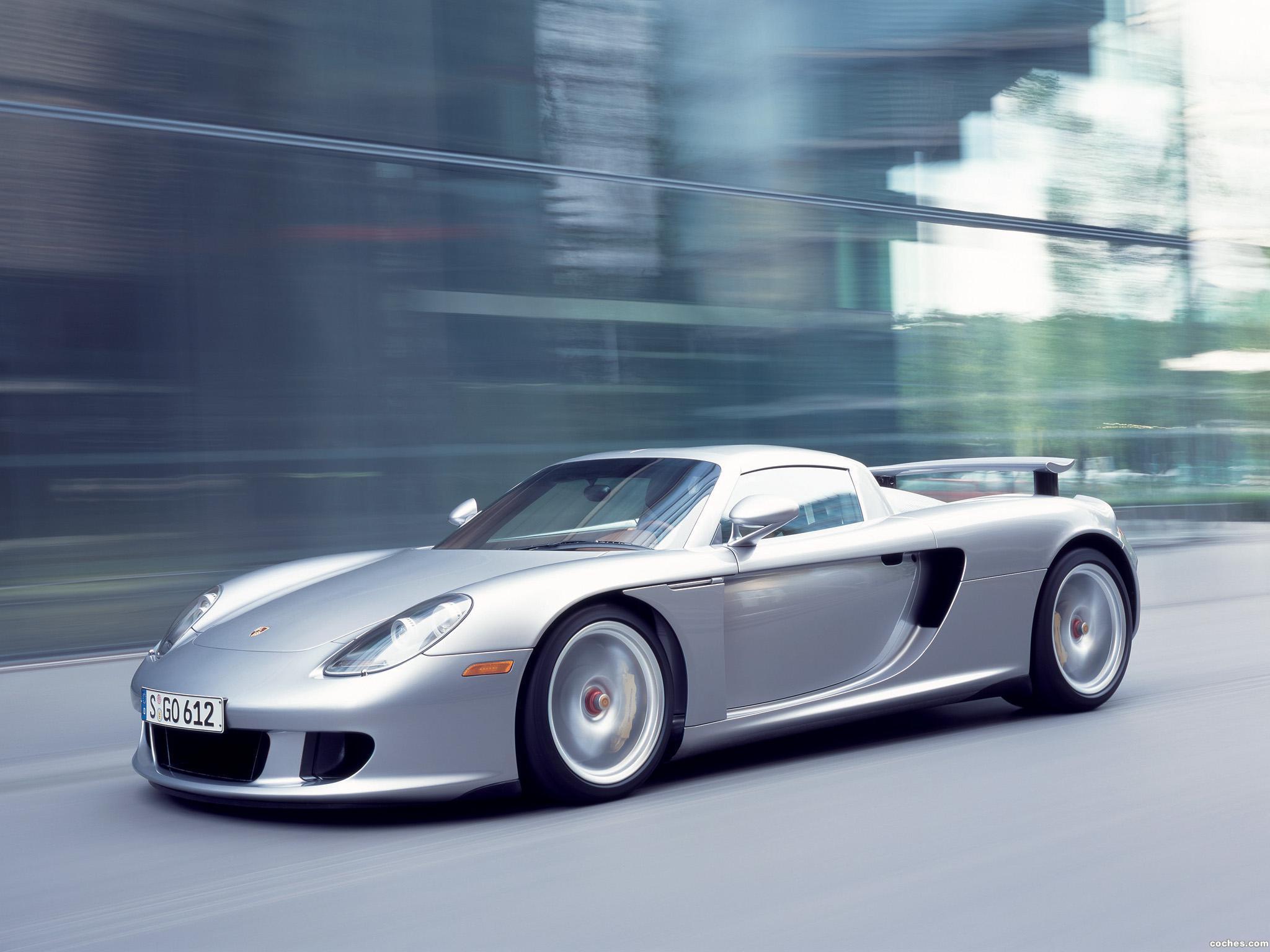 Foto 19 de Porsche Carrera GT USA 2003