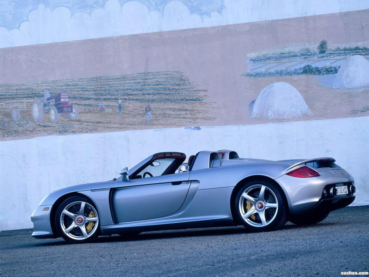 Foto 17 de Porsche Carrera GT USA 2003