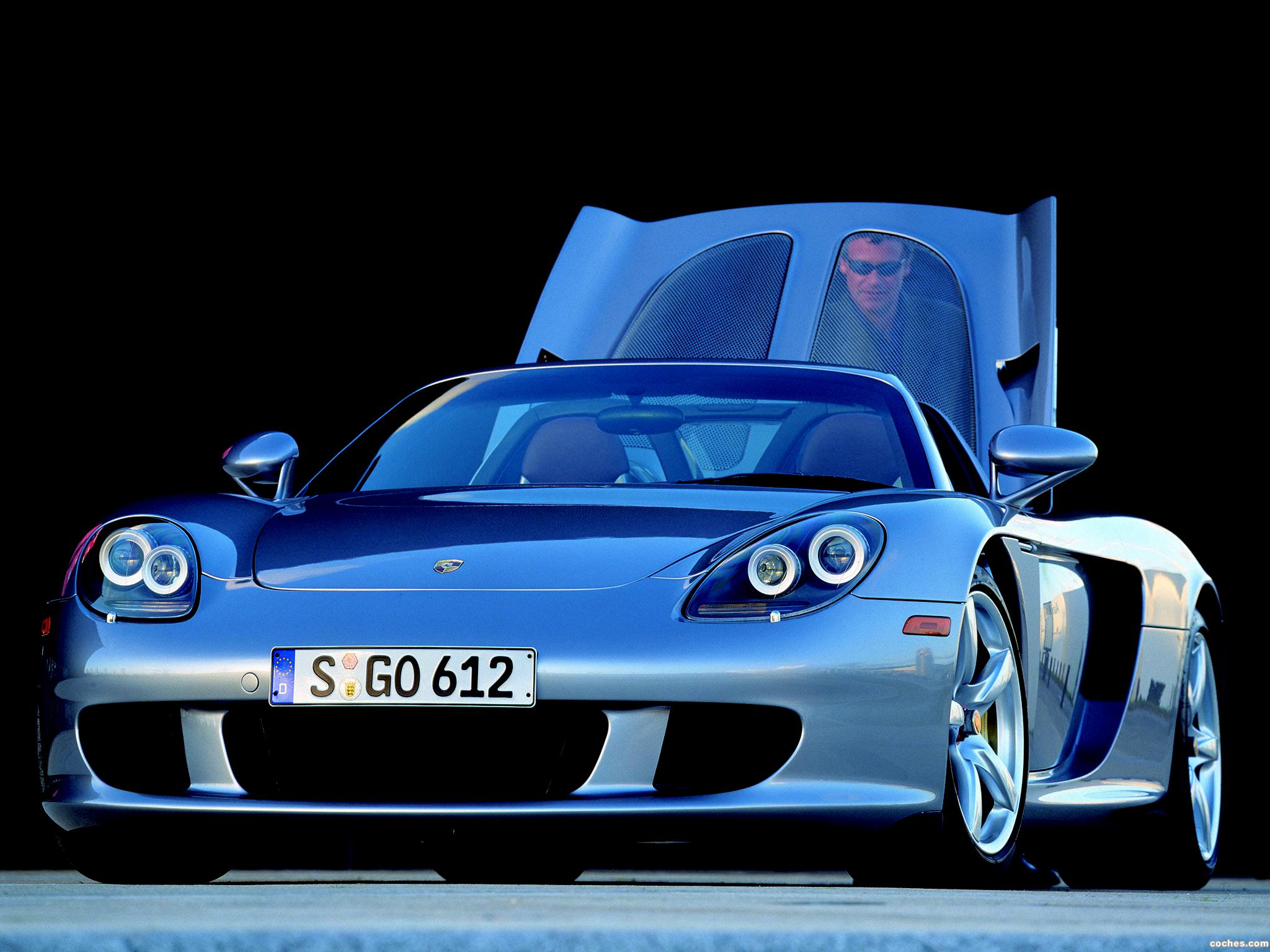Foto 16 de Porsche Carrera GT USA 2003