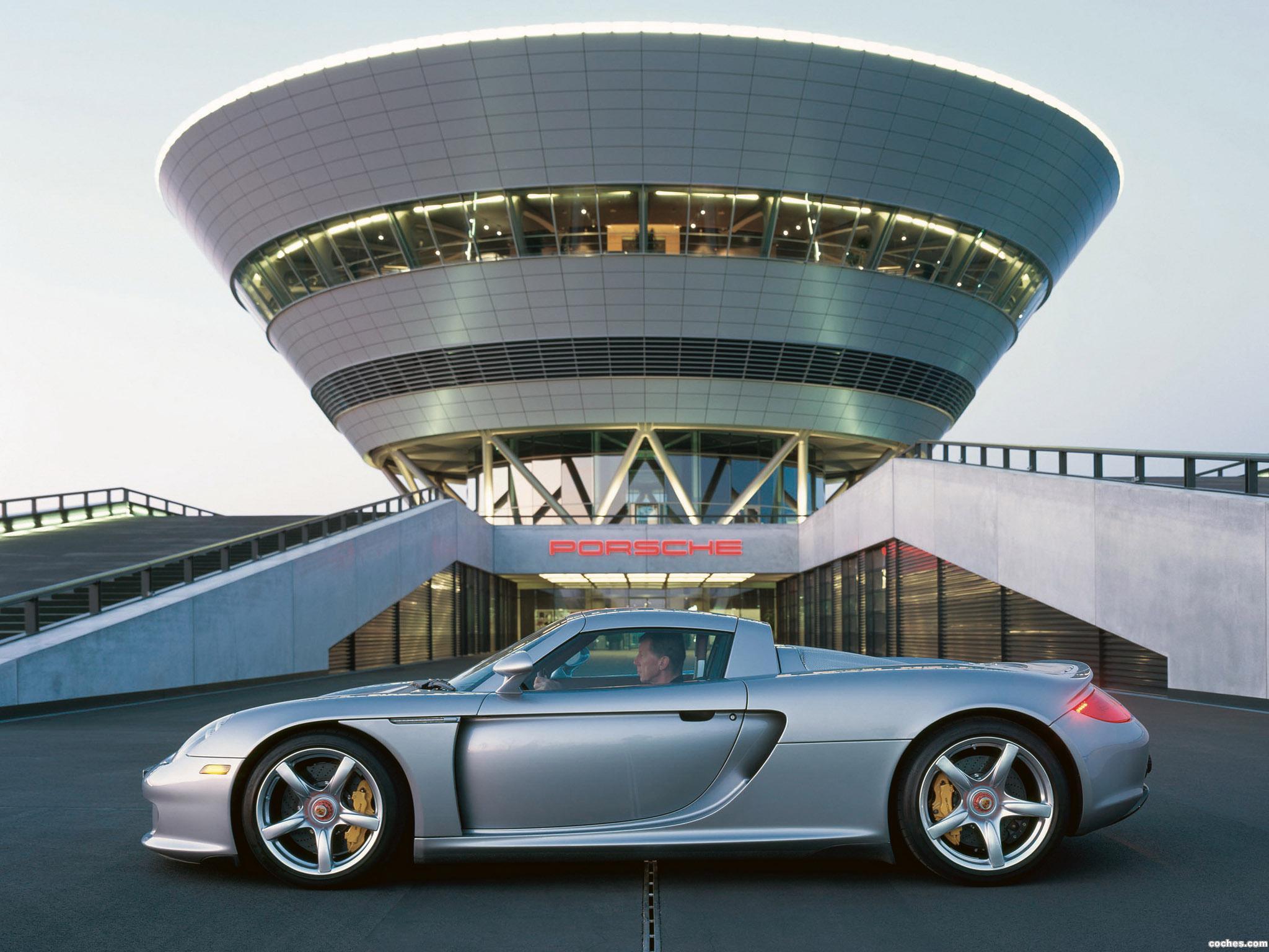 Foto 15 de Porsche Carrera GT USA 2003