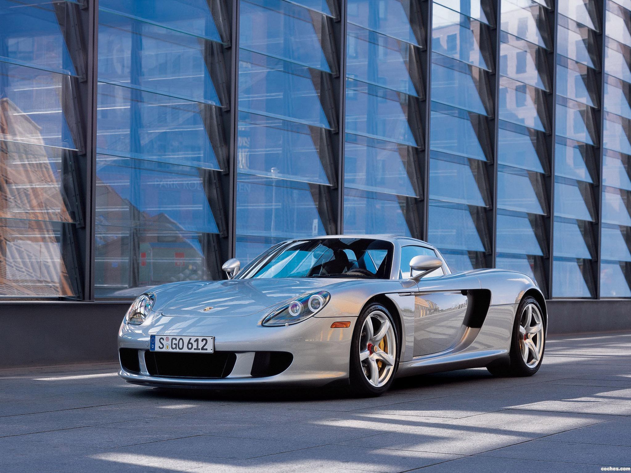 Foto 14 de Porsche Carrera GT USA 2003
