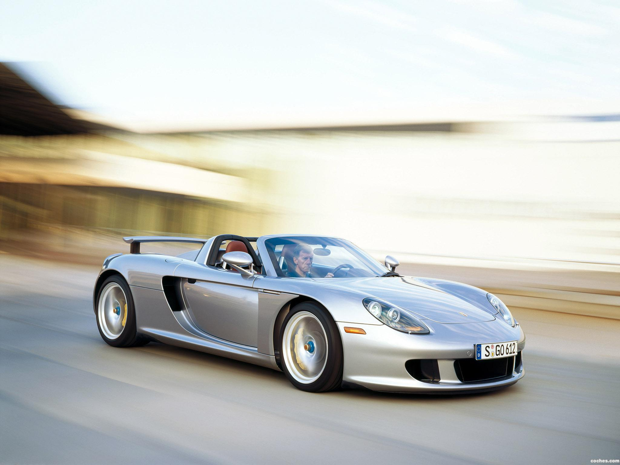 Foto 13 de Porsche Carrera GT USA 2003
