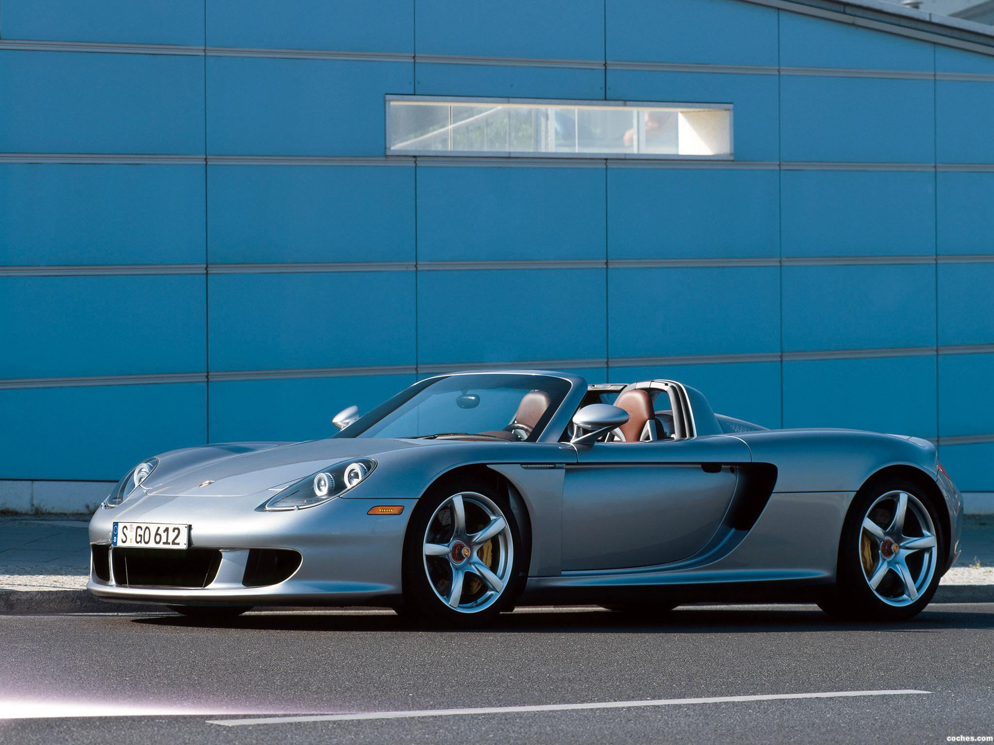 Foto 12 de Porsche Carrera GT USA 2003
