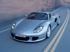 Fotos de Porsche Carrera GT 2003