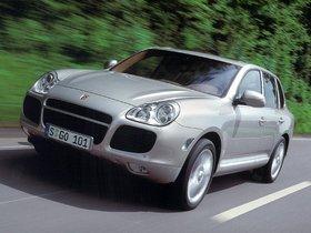 Ver foto 8 de Porsche Cayenne 2002