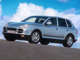 Ver foto 7 de Porsche Cayenne 2002