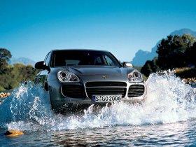 Ver foto 5 de Porsche Cayenne 2002