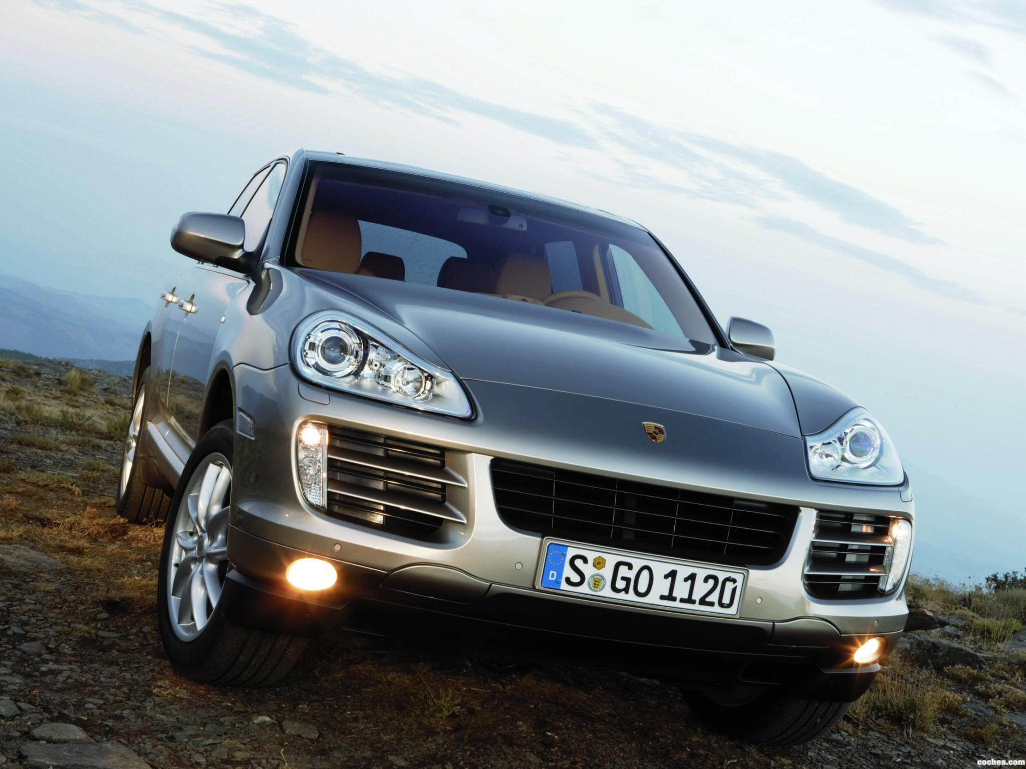 Foto 0 de Porsche Cayenne 2007