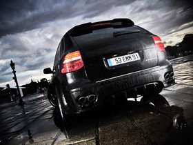 Ver foto 13 de Porsche Cayenne BALROG by Jeremie Paret 2009