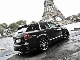 Ver foto 10 de Porsche Cayenne BALROG by Jeremie Paret 2009