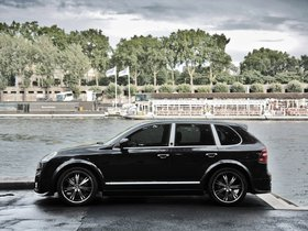 Ver foto 6 de Porsche Cayenne BALROG by Jeremie Paret 2009