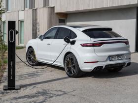 Ver foto 7 de Porsche Cayenne Coupe Turbo S E-Hybrid 2019
