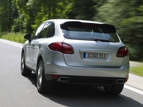 Ver foto 4 de Porsche Cayenne Diesel 2010