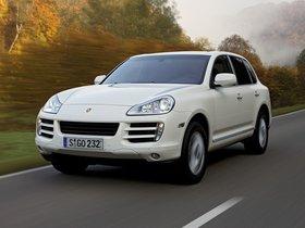 Fotos de Porsche Cayenne Diesel 2010