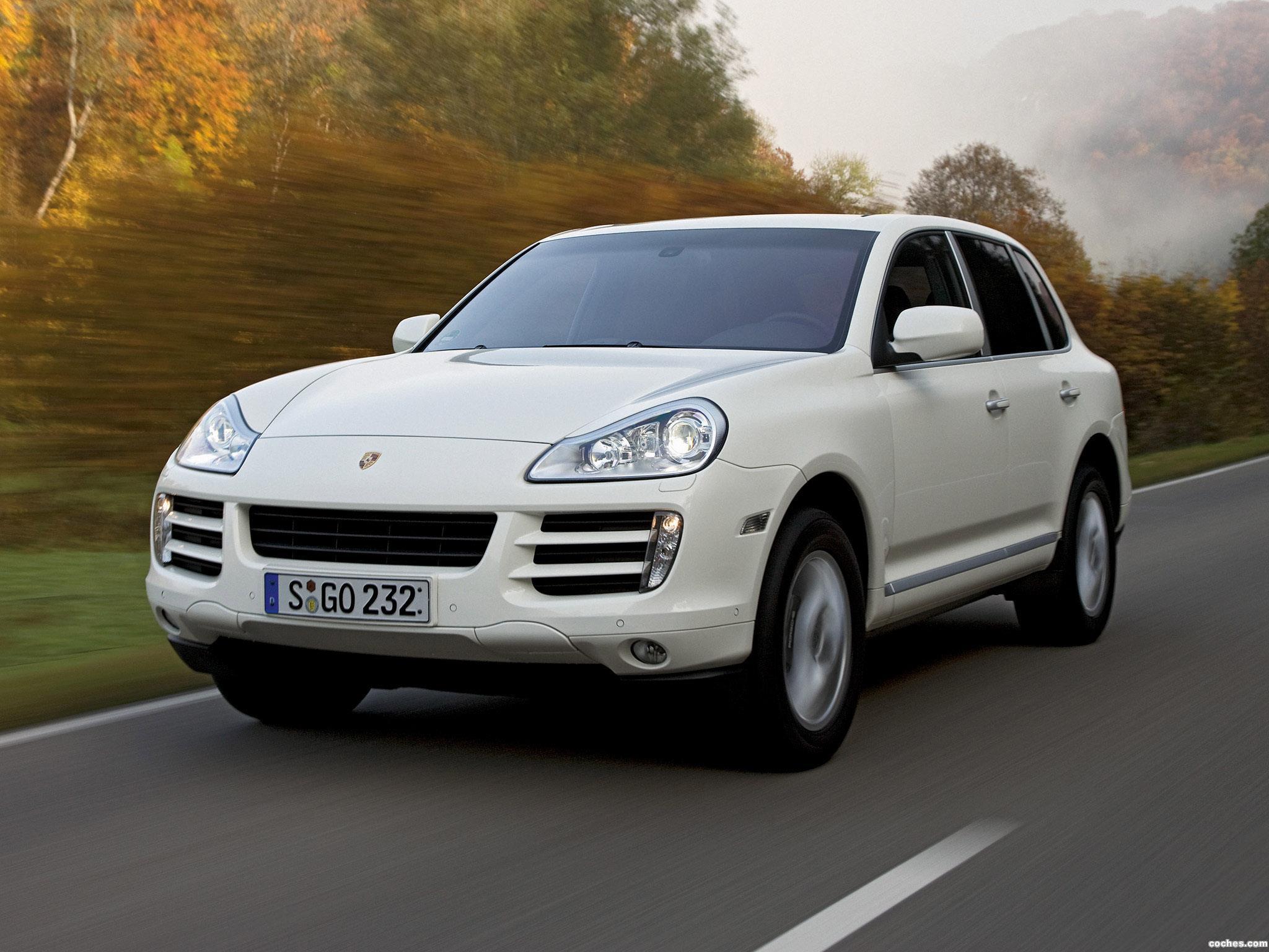 Foto 0 de Porsche Cayenne Diesel 2010