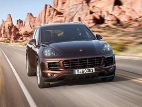 Fotos de Porsche Cayenne Diesel 958 2014