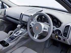 Ver foto 12 de Porsche Cayenne Diesel 958 UK 2010