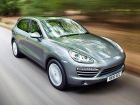 Ver foto 1 de Porsche Cayenne Diesel 958 UK 2010