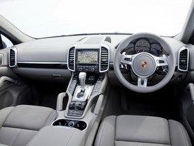 Ver foto 11 de Porsche Cayenne Diesel 958 UK 2010