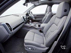 Ver foto 9 de Porsche Cayenne Diesel 958 UK 2010