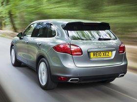 Ver foto 7 de Porsche Cayenne Diesel 958 UK 2010