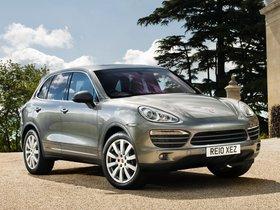 Ver foto 6 de Porsche Cayenne Diesel 958 UK 2010