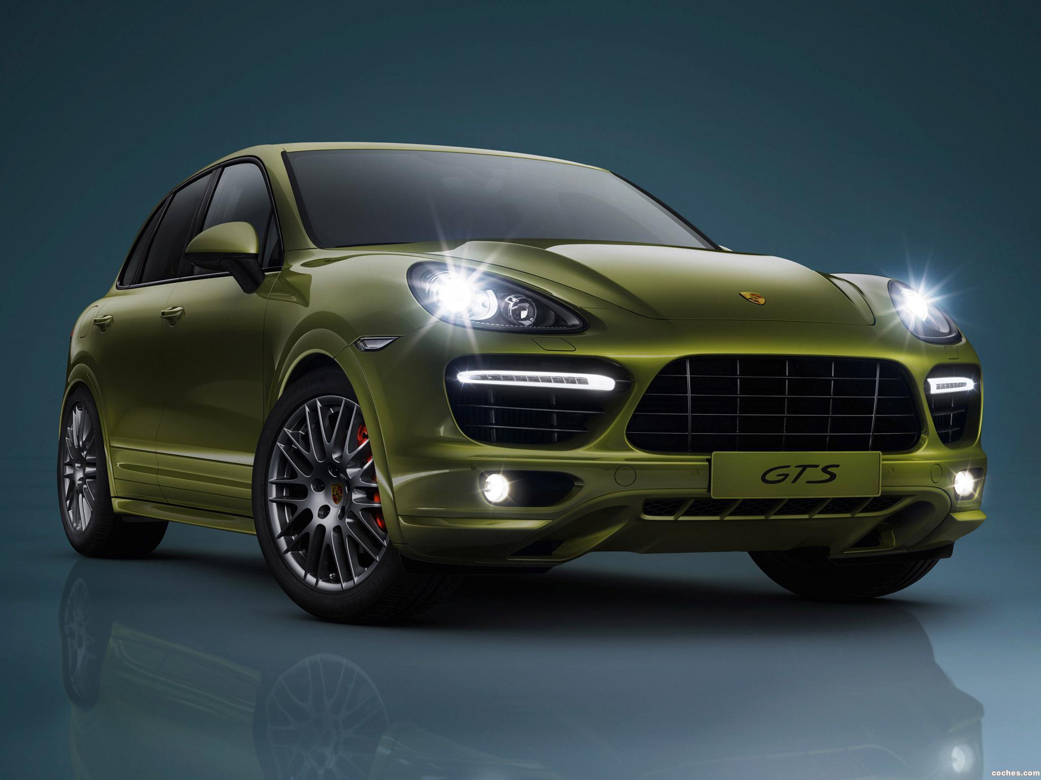 Foto 0 de Porsche Cayenne GTS 2012