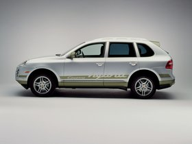 Ver foto 6 de Porsche Cayenne Hybrid 2007
