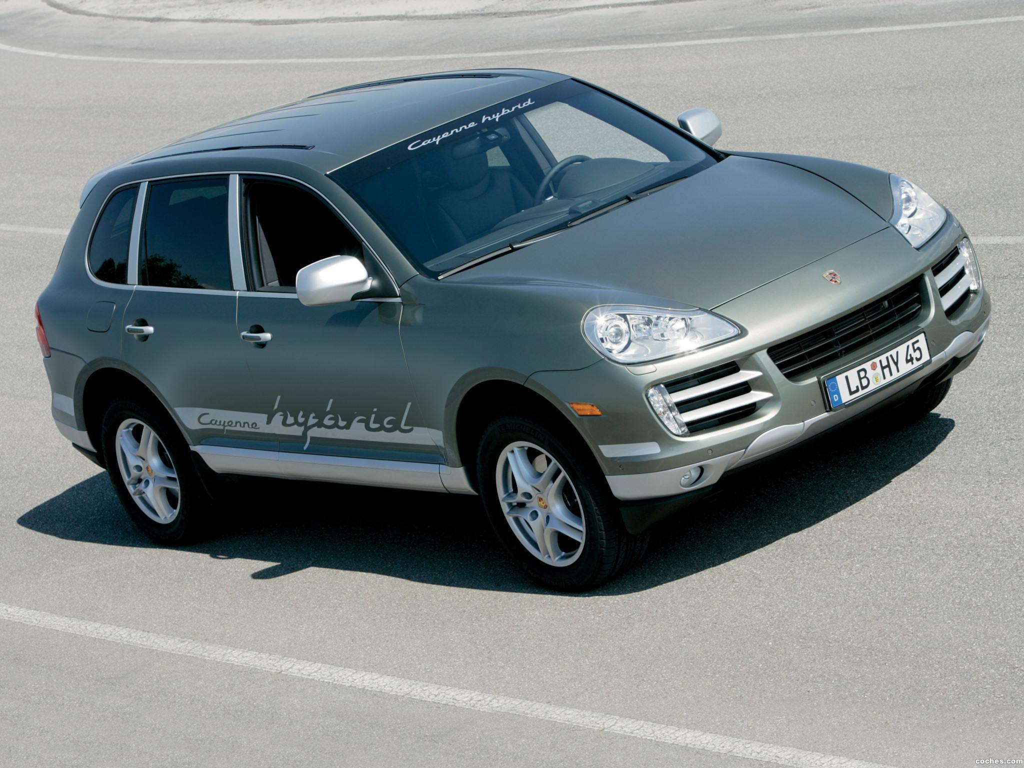 Foto 0 de Porsche Cayenne Hybrid 2007