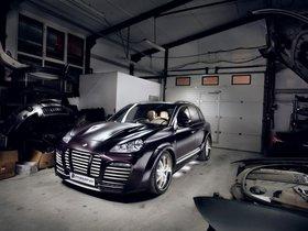 Fotos de Porsche Cayenne Maff Muron 2009