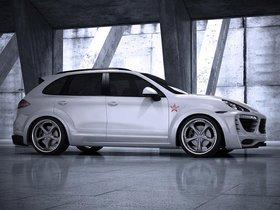 Ver foto 7 de Porsche Cayenne Radical Star 2010