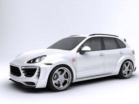 Ver foto 5 de Porsche Cayenne Radical Star 2010