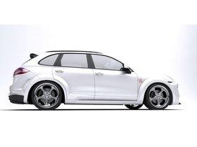 Ver foto 4 de Porsche Cayenne Radical Star 2010