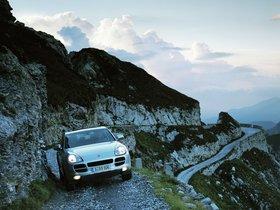 Ver foto 4 de Porsche Cayenne S 2002