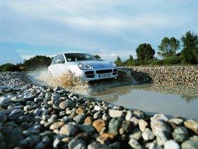 Ver foto 2 de Porsche Cayenne S 2002