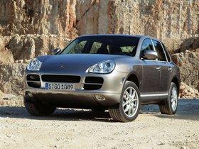 Ver foto 1 de Porsche Cayenne S 2002