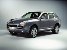 Ver foto 13 de Porsche Cayenne S 2002