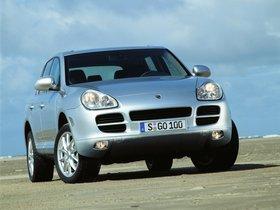 Ver foto 12 de Porsche Cayenne S 2002