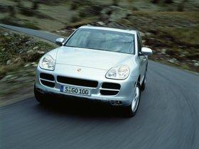 Ver foto 9 de Porsche Cayenne S 2002