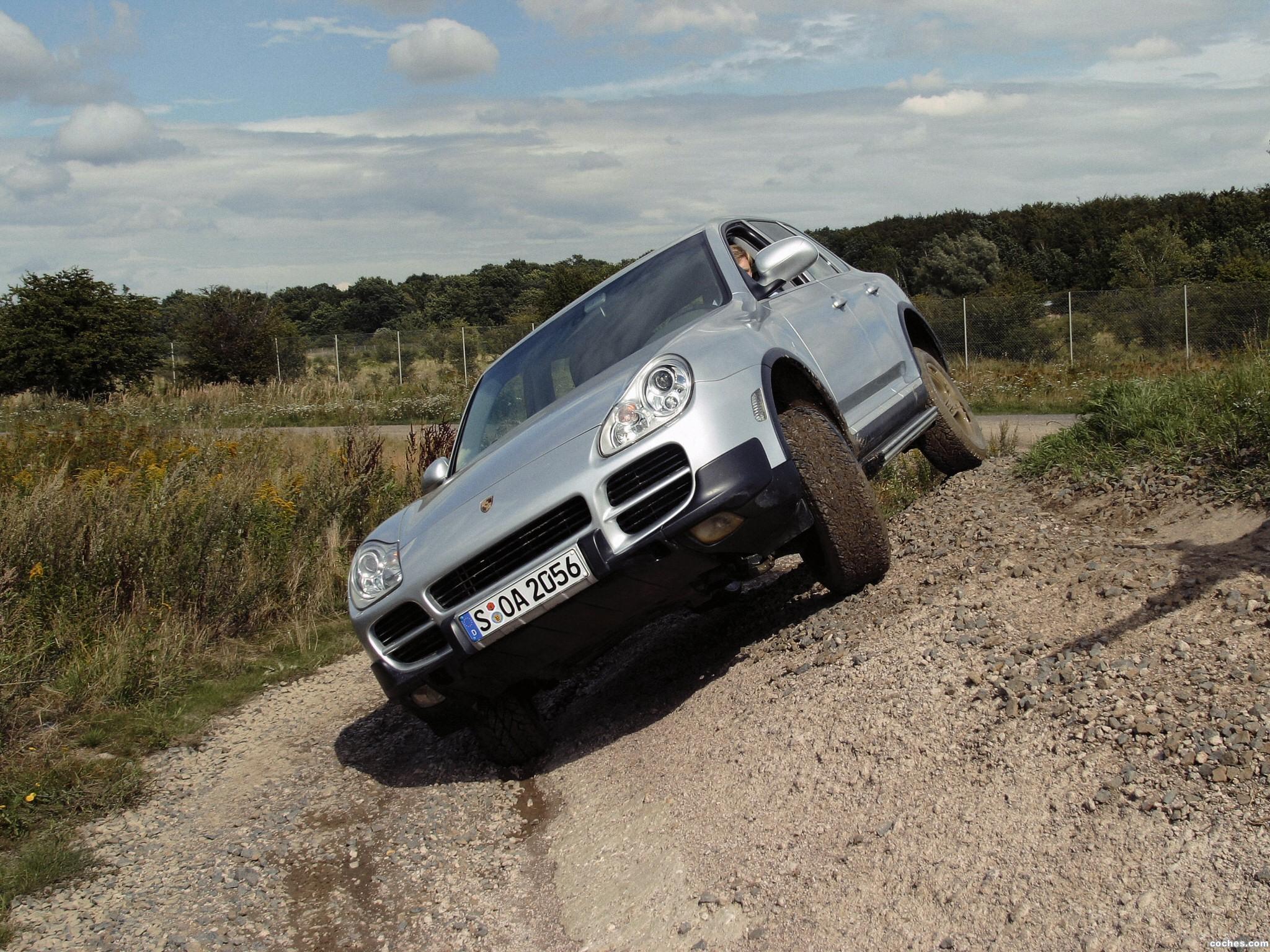 Foto 9 de Porsche Cayenne S 2002