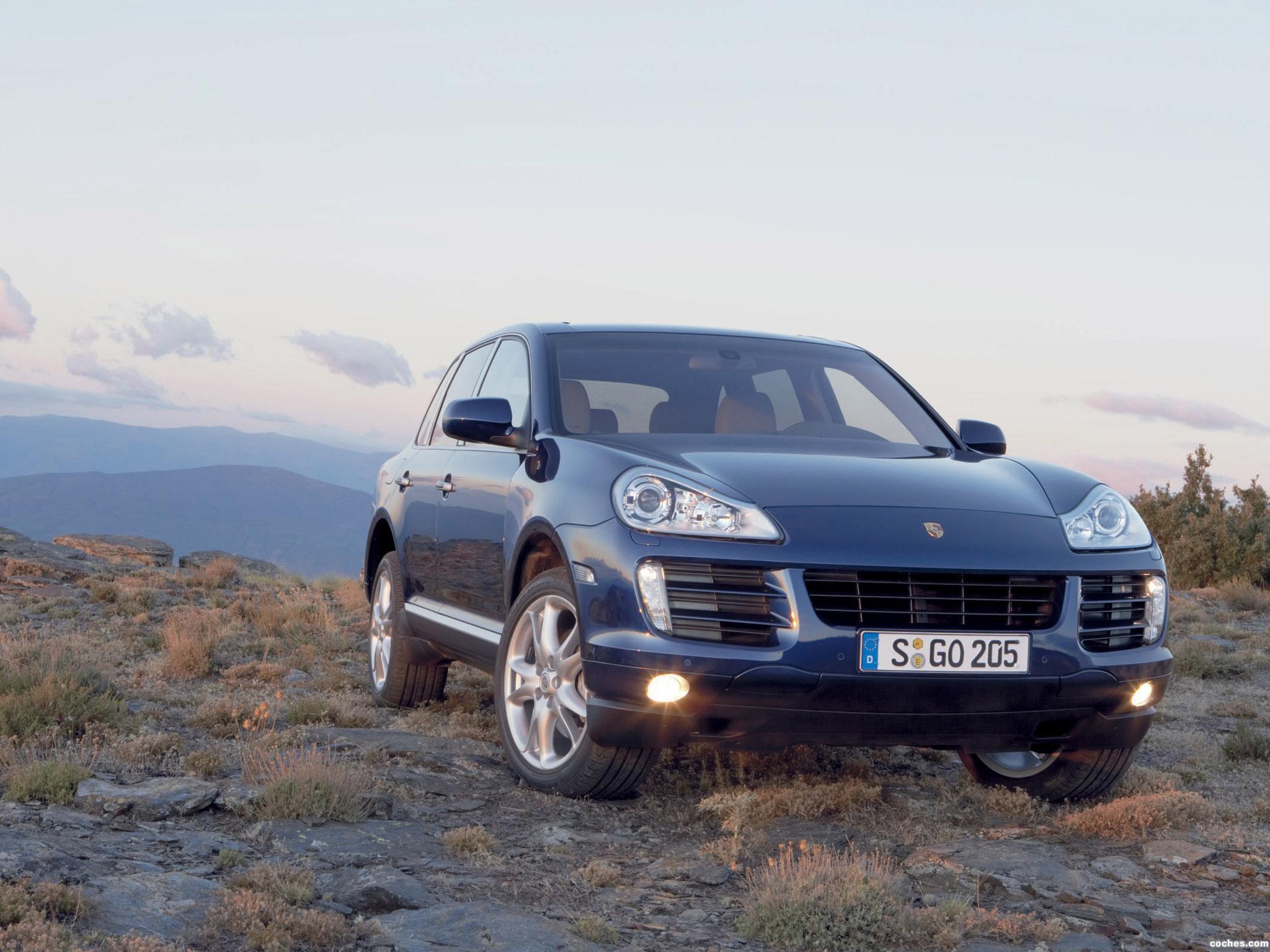 Foto 0 de Porsche Cayenne S 2007
