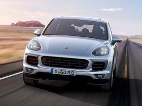 Fotos de Porsche Cayenne S 958 2014