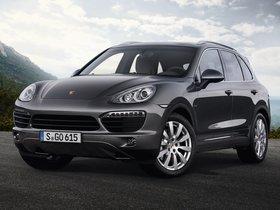 Ver foto 1 de Porsche Cayenne S Diesel 958 2012