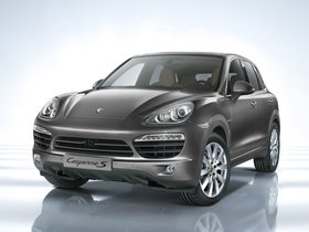 Ver foto 11 de Porsche Cayenne S Diesel 958 2012