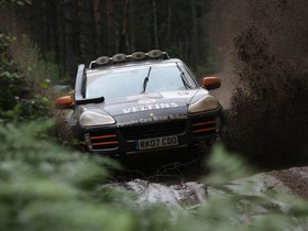 Ver foto 2 de Porsche Cayenne S Transsyberia 957 2008
