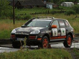 Ver foto 1 de Porsche Cayenne S Transsyberia 957 2008