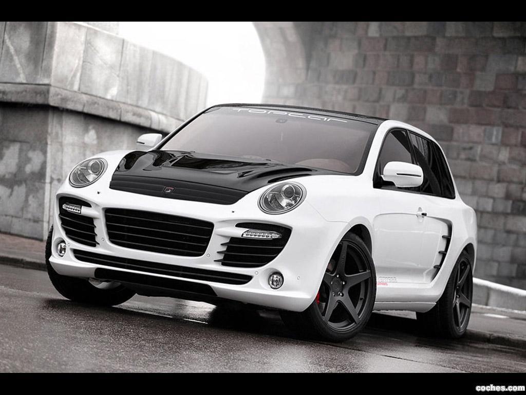 Foto 0 de Porsche Cayenne TopCar Adv.1 2010