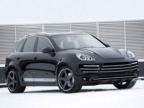Ver foto 4 de Porsche Cayenne TopCar Vantage 2 2011