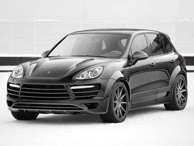 Ver foto 2 de Porsche Cayenne TopCar Vantage 2 2011