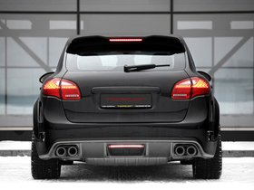 Ver foto 11 de Porsche Cayenne TopCar Vantage 2 2011